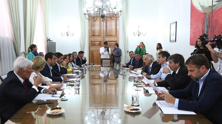 Control preventivo suma apoyo de alcaldes de Chile Vamos y proyecto ingresaría la próxima semana