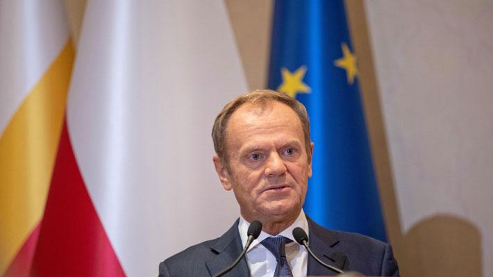 Presidente del Consejo Europeo invita a líderes de la UE a conceder prórroga para el Brexit pero con condiciones