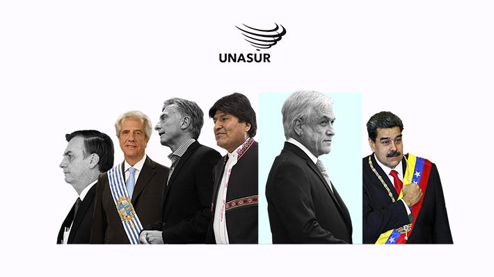 """Ad portas de Prosur: Las razones que dejaron a Unasur en """"punto muerto"""" y cuáles fueron los hitos que logró"""