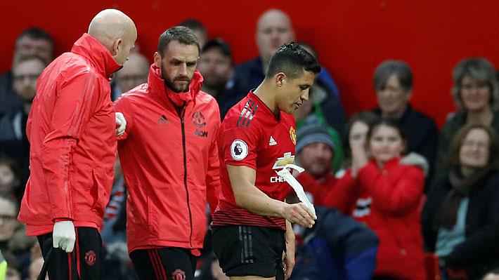 """En Inglaterra son categóricos y aseguran que Alexis lidera la lista de transferibles tras ser """"una gran decepción en el United"""""""