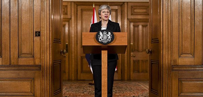 May viaja a Bruselas para persuadir a la UE de aprobar prórroga del Brexit