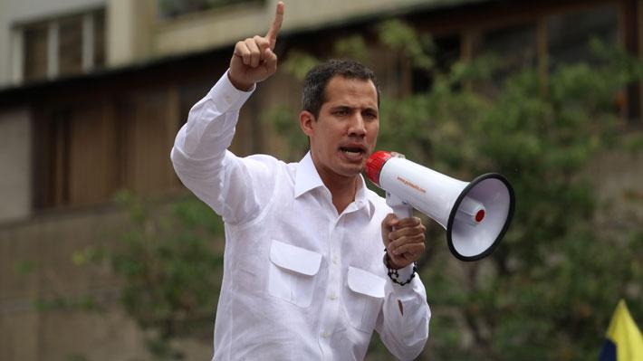 Oposición denuncia la detención de miembro del equipo de Guaidó por parte de las fuerzas de seguridad de Maduro