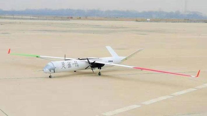 Avión chino potenciado con hidrógeno y baterías de litio logra volar con éxito