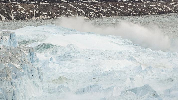 El derretimiento del permafrost alpino está liberando antiguo CO2 en la atmósfera