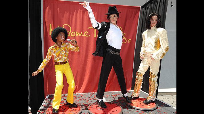 Famoso museo de cera descarta retirar las figuras de Michael Jackson de sus exhibiciones alrededor del mundo