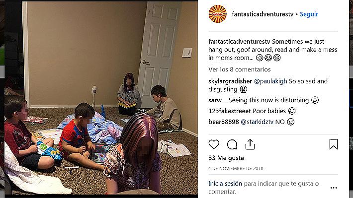 Youtuber fue acusada de maltratar a sus siete hijos adoptivos para que actuaran en sus videos: los rociaba con gas pimienta