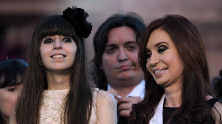 Cristina Fernández informa sobre el estado de salud de su hija: Sufre de un trastorno de estrés postraumático