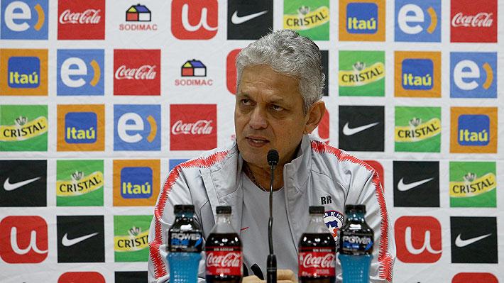 Rueda se fastidia por nueva pregunta sobre Marcelo Díaz y admite contactos para saber de Bravo