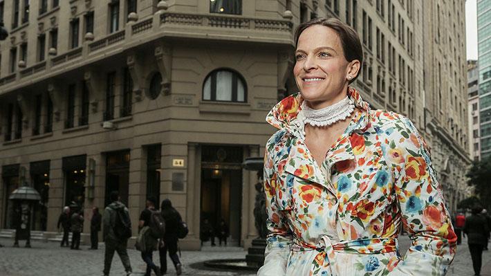 """Única directora mujer de la Bolsa aborda """"el poder"""", """"la masculinidad"""" y """"el narcisismo"""" en las empresas"""