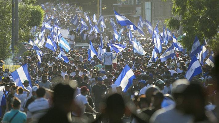 CIDH suma a Nicaragua junto a Cuba y Venezuela en lista negra de violaciones a los Derechos Humanos