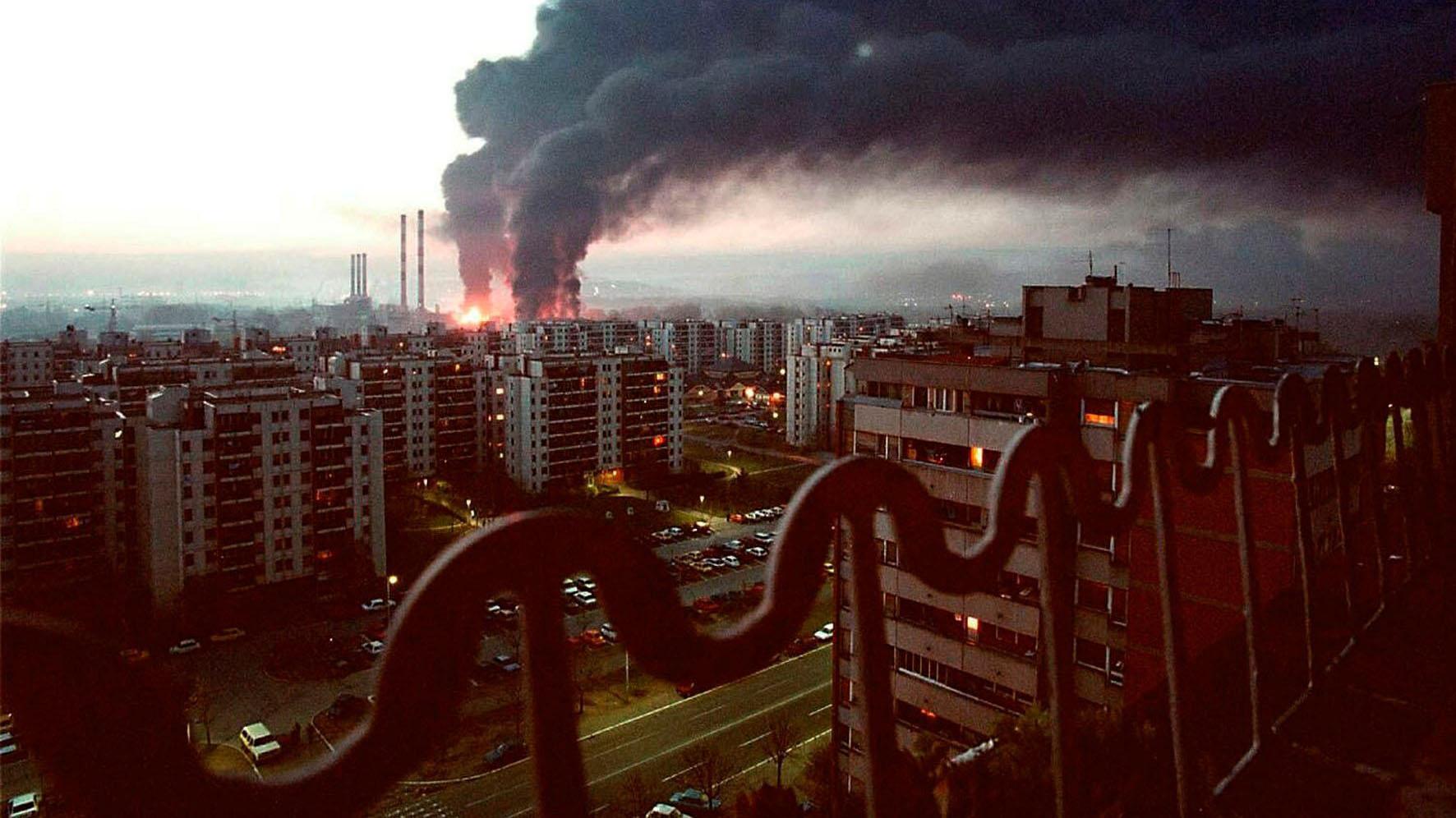 A 20 años del bombardeo a Yugoslavia: El día en que la OTAN realizó una controvertida ofensiva