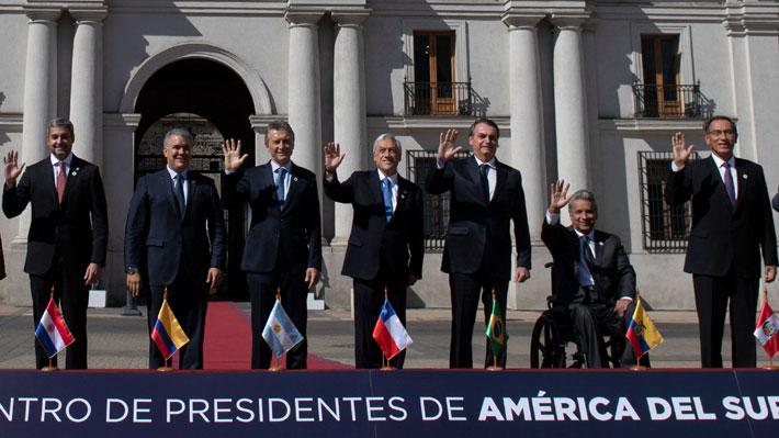 """""""Golpe de gracia a Unasur"""": Lo que dice la prensa internacional de la nueva cumbre Prosur"""