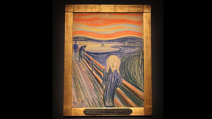 Expertos comparten nuevas revelaciones de famoso cuadro de Munch: la figura no grita y podría inspirarse en una momia