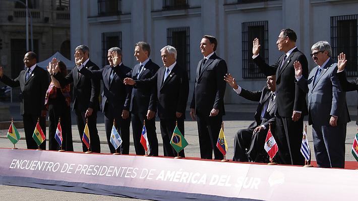 """De la revelación de Duque al """"fake news"""" de Bolsonaro: Las frases que dejaron Prosur y el Foro de Santiago"""