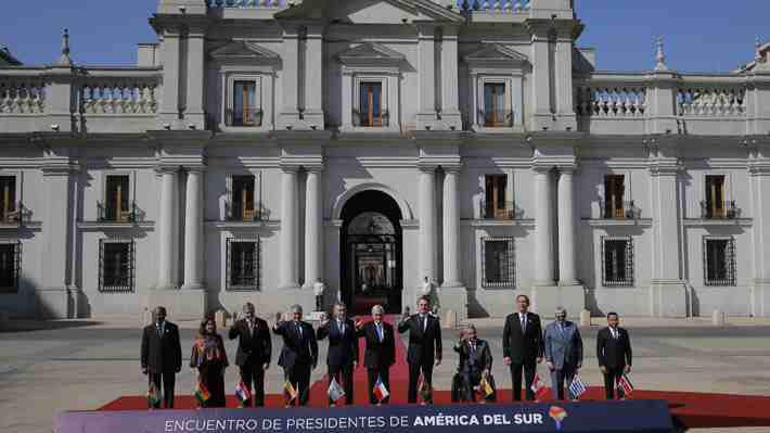 La trastienda de Prosur y el positivo balance que dejó la cumbre para el Gobierno