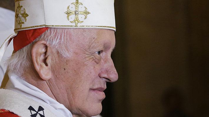 Papa Francisco acepta la renuncia del cardenal Ricardo Ezzati
