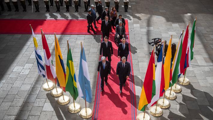 ¿En qué consiste el Prosur?: Las seis claves para entender la cumbre que reunió en Chile a siete Presidentes de América del Sur