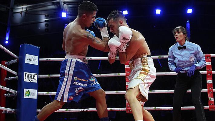 """Andrew Moloney reconoció que hasta antes del nocaut estaba perdiendo la pelea frente al """"Aguja"""" González"""