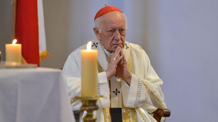 """Ezzati """"agradece"""" que el Papa aceptara su renuncia, y asegura que se va """"con la conciencia muy tranquila y muy serena"""""""