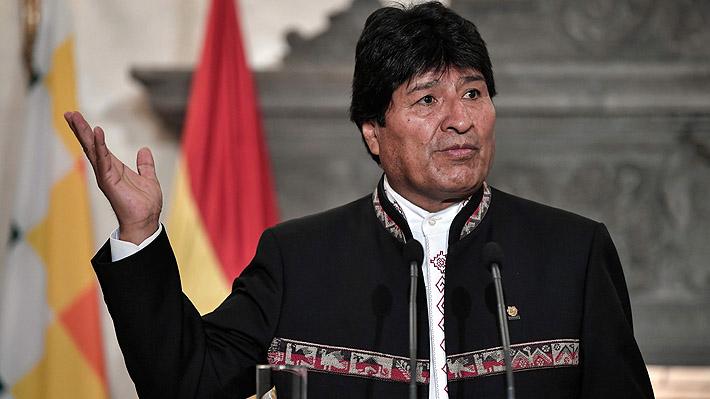 """Evo Morales: """"Mientras exista un boliviano, nunca desistiremos de volver al mar"""""""
