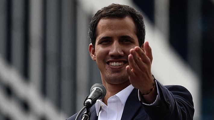 """Guaidó cumple dos meses como """"Presidente encargado"""", pero sin lograr quebrar apoyo militar a Maduro"""