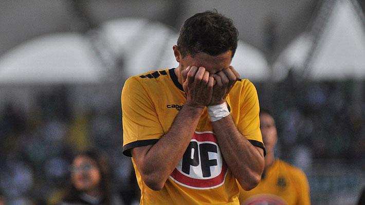 San Luis es sorprendido en la Copa Chile y queda eliminado por penales ante equipo de Tercera División