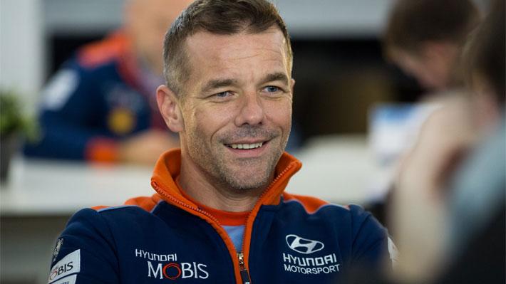 Confirmado: El nueve veces campeón de rally correrá arriba de un Hyundai en el WRC de Chile