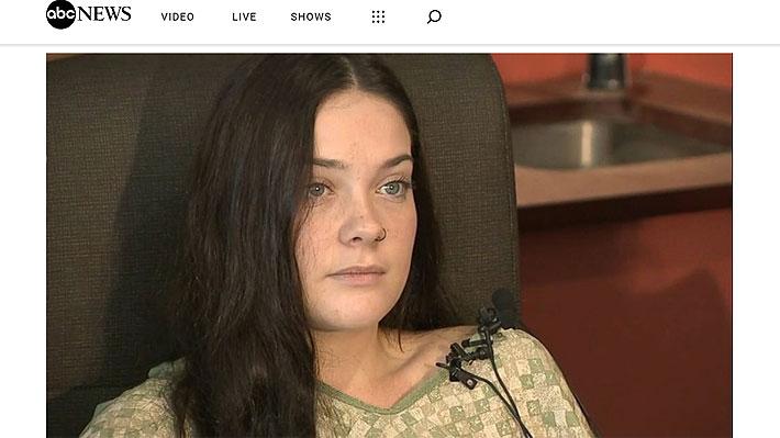 Joven que empujó a amiga desde un puente de 20 metros de altura en EE.UU. será sentenciada el miércoles