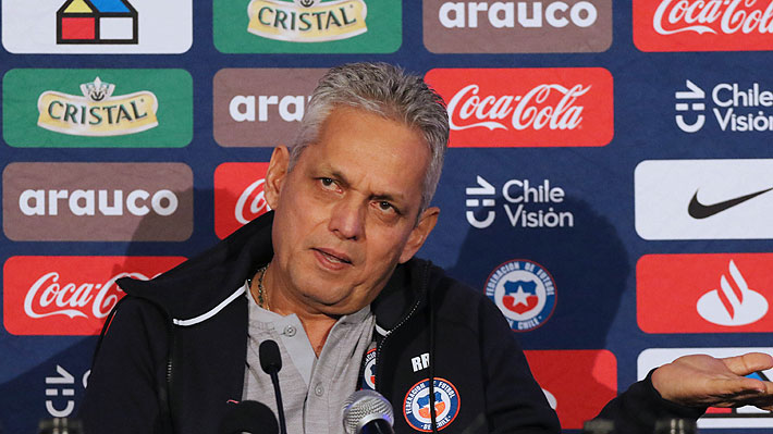 Mira cómo se dio la conferencia de prensa de Reinaldo Rueda previa al duelo con EE.UU.