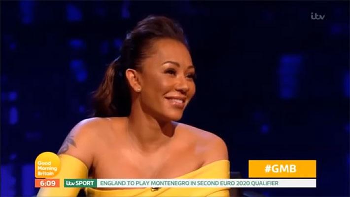 Video: Mira el momento en que Mel B admite que tuvo un encuentro sexual con otra de las Spice Girls