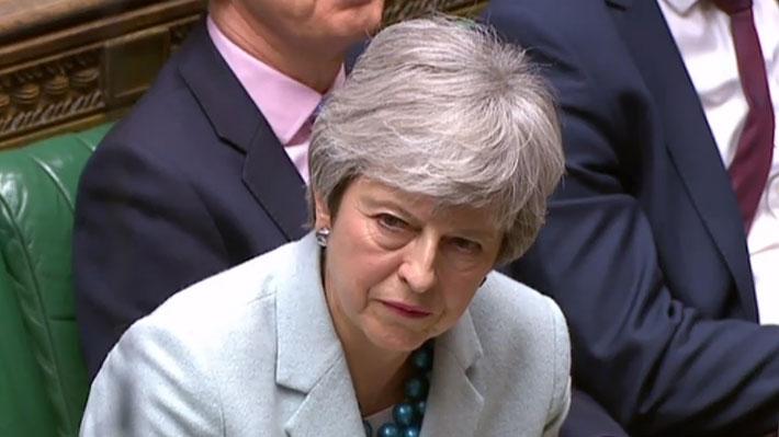 """May admite que no cuenta con """"suficiente apoyo"""" para la aprobación de su acuerdo por el Brexit"""