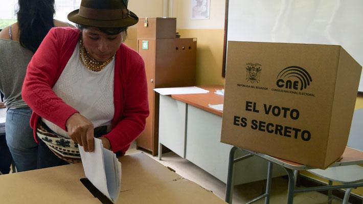 Elecciones locales: Correísmo no logra ganar las alcaldías de las tres principales ciudades de Ecuador
