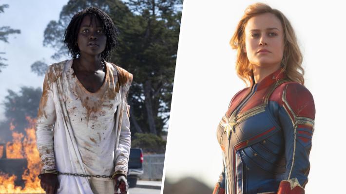 """La cinta de terror """"Nosotros"""" es éxito de taquilla y desplaza a """"Capitana Marvel"""" como la película más vista en EE.UU."""