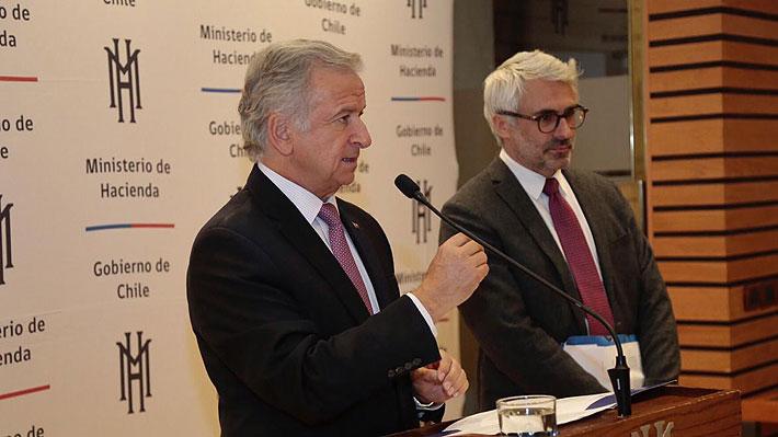 """OCDE expresa """"firme apoyo"""" a la reforma tributaria del Gobierno: """"Debería tener un impacto positivo"""""""