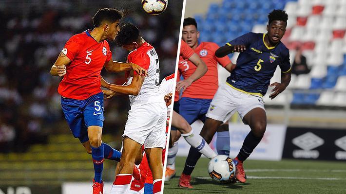 """Repase la agónica caída de la """"Roja"""" en el Sudamericano Sub 17 de Perú"""