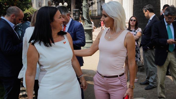 Erika Olivera rechaza crítica valórica de diputados RN a Kantor, pero acusa falta de diálogo de la ministra