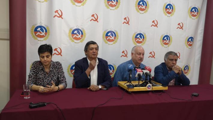 PC decide restarse de diálogo con Piñera y emplaza al Gobierno a debatir reforma tributaria  en el parlamento