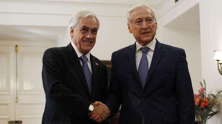 """Muñoz tras cita con Piñera: """"Hay un acercamiento, la voluntad de ser flexibles y de ojalá terminar con entendimientos"""""""