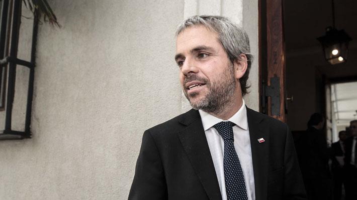 """Gobierno lamenta decisión del PC: """"Restarse del diálogo es un error"""""""
