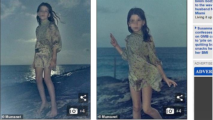 """Campaña de conocida marca española fue catalogada como """"inapropiada"""" y acusada de """"sexualizar"""" a una niña"""