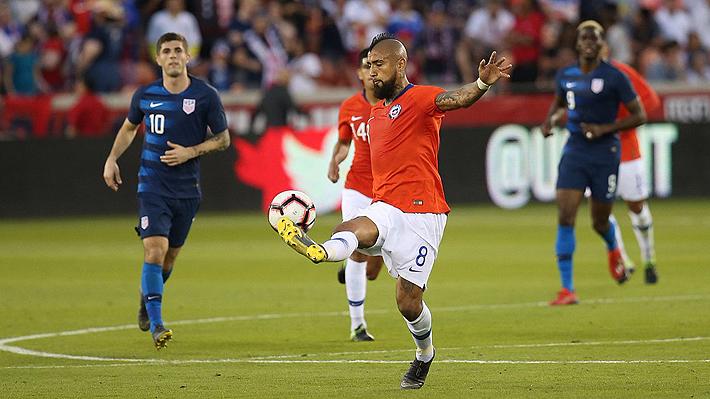 Chile muestra alguna mejora, empata con EE.UU., pero deja muchas dudas de cara a la Copa América