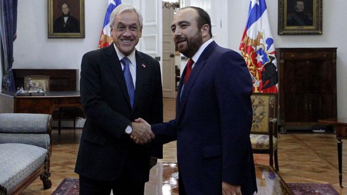 """Fuad Chahín tras cita con Piñera: """"La DC no está para oponerse a todo, pero tampoco para aprobar cualquier cosa"""""""