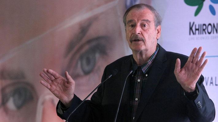 """Vicente Fox critica a AMLO por exigencia a España: """"Te has convertido en la burla de todo mundo"""""""
