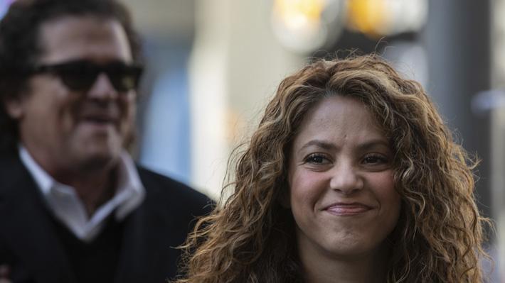 """Shakira declara ante el juez por acusación de plagio en """"la Bicicleta"""": """"Las dos composiciones no tienen nada que ver"""""""