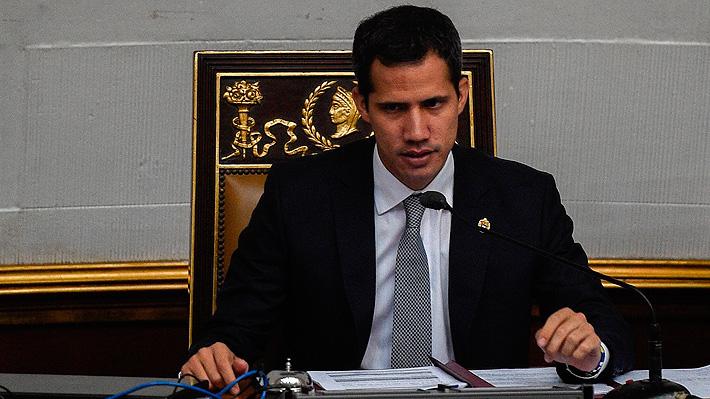 EE.UU. condena ataque a vehículo que trasladaba a Juan Guaidó en Venezuela
