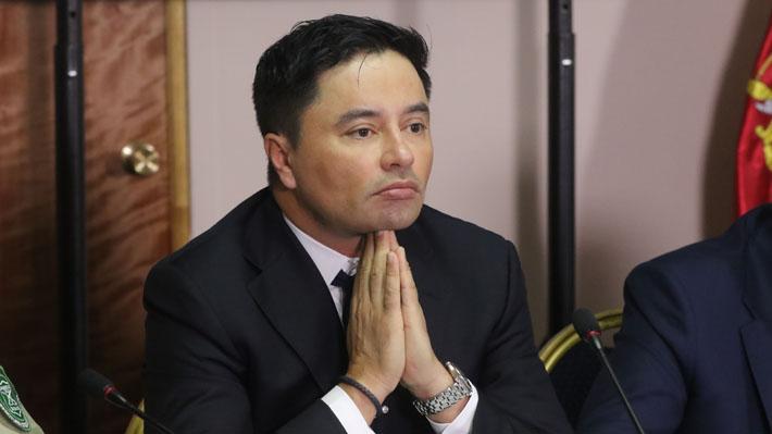 Tricel anuncia suspensión por un mes para el alcalde de La Florida, Rodolfo Carter