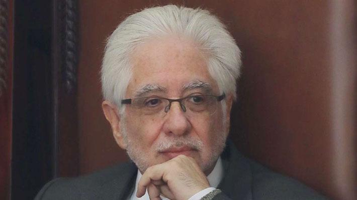 Designan a ministro Carlos Aránguiz como instructor del procedimiento de extradición de Cardoen