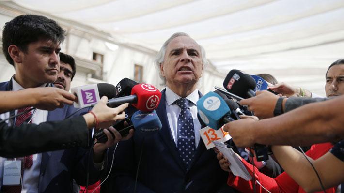 """Ministro Chadwick y ataque a embajador en Haití: """"Se sufrió una suerte de emboscada"""""""