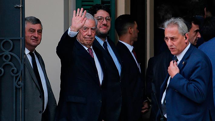 """Vargas Llosa entra a debate por carta de AMLO al Rey: """"Debió enviársela a él mismo"""""""