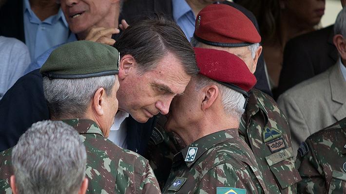 Plan de Bolsonaro de celebrar aniversario de golpe de Estado en Brasil genera ola de críticas